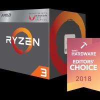 Spesial Paket AMD Ryzen 3 2200G ASRock A320M HDV
