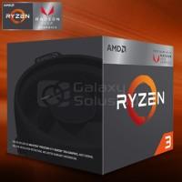 Spesial AMD Raven Ridge Ryzen 3 2200G 3 7Ghz 4C4T VEGA APU