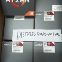 Spesial AMD RAVEN RIDGE RYZEN 3 2200G LIMITED OFFER