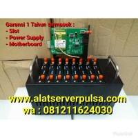 Spesial Modem Pool 8 Port Wavecom Q2406B tombol merah