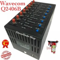 Spesial modem pool 8 port usb wavecom q2406b