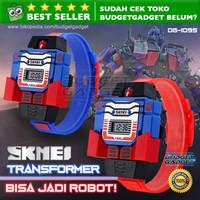 Jam Tangan Anak SKMEI Transformer Robot Original - DG1095