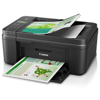 Printer Canon Pixma MX 497 -Office-All-In-One with Wi-Fi capability