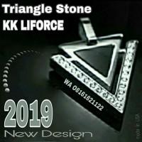 KK Liforce Triangle Stone New 2109 KKL KKLiforce