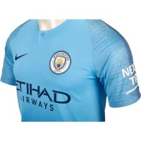 Manchester City Home Jersey 2018/19 Nike Dri Fit