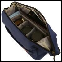 Sirui Slinglite 8 Fashionable - Tas Kamera - Navy