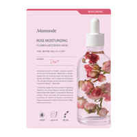 Mamonde Flower Lab Essence Mask Rose Moisturizing Original Korea