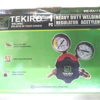 Heavy Duty Welding Regulator Acetylene