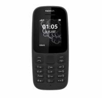 nokia 105 (2017) (black, 4 mb)