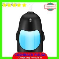 [BEST QUALITY] USB Penguin Air Humidifier dengan 7 Warna LED Lampu