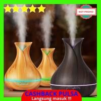 [BEST QUALITY] 400 Ml Air Humidifier Minyak Esensial Diffuser Lampu