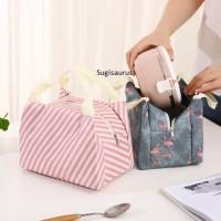 Tas bekal Insulated / Lunch Box Cooler Bag / Tas Bekal Tahan Panas