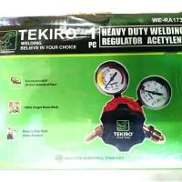 Heavy Duty Welding Regulator Acetylene Tekiro