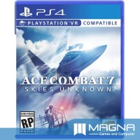 PS4 Game - Ace Combat 7 Skies Unknown