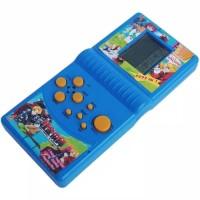 Mainan Jadul Game Tetris 9999 in 1 MINI Gameboy Brick Game