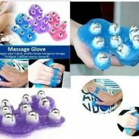 Alat Bantu Pijat serbaguna Glove massage terapi