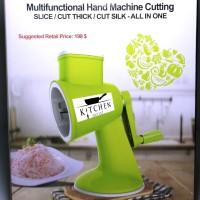 Pemotong Wortel Kentang Pengiris Bawang Manual