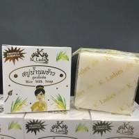 sabun beras thailand K-ladies original BPOM