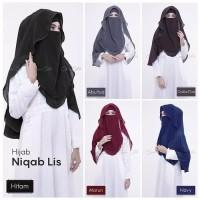 Hijab cadar Niqab Lis