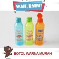 Botol Minum Flip Top Souvenir Anak Warna 750 ML