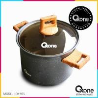 Panci Granite Oxone Performa Stock Pot OX-97S Japanese Granite Coating