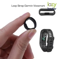 Kolong Tali jam - Loop Watch Strap Garmin Vivosmart HR Rubber holder