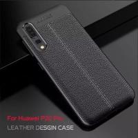 Case Huawei P20 Pro Casing AutoFocus Anti Crack Softcase Huawei P20Pro