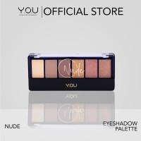 YOU Make Ups - Y.O.U Eyeshadow Pallete