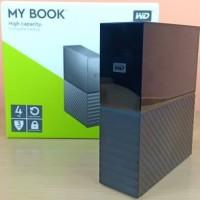 HDD WD MY BOOK 4TB
