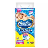 Mamypoko NB S44 Perekat mamypoko extra kering diapers popok S 44
