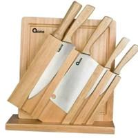 oxone wooden knife set ox-95