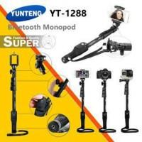 tongsis yunteng tombol bluetooth yt-1288|handphone & tablet