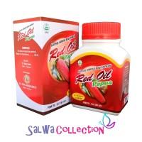 Kapsul Minyak Buah Merah Red Oil Papua Original