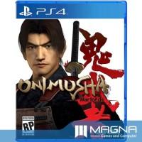 PS4 Game - Onimusha: Warlords