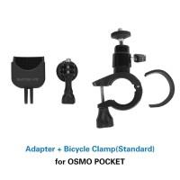 Dji Osmo Pocket Adapter and Bicycle Clamp Bike Mount