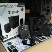 Speaker Simbadda Music Player CST 2000 N Plus