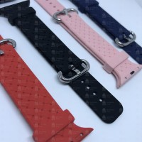 Apple watch rubber silicone strap 38/40 & 42/44mm