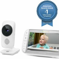 Motorola MBP48 Digital Video Baby Monitor 5-inch and Night Vision