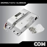 Drop Bolt Pintu Kayu / Alumunium Bracket Dropbolt Kayu Door Lock Kayu