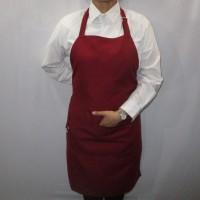 Celemek apron masak full profesional