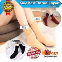 KAOS KAKI THERMAL IMPORT/SOCKS WINTER