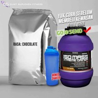 Ultimate Nutrition ISO MASS XTREME GAINER 2LBS ECER REPACK + SHAKER