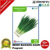 Benih / Biji Bawang Daun - Fragrant - Berkualitas - Repack 50+ Seeds