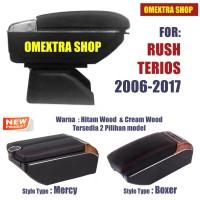 Armrest Box USB - Console Box Luxio Grand Max Rush Terios Evalia dll