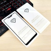 TEMPERED GLASS FULL COVER 5D REALME C1