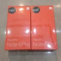 Xioami Redmi Note 6 3/32 Garansi TAM