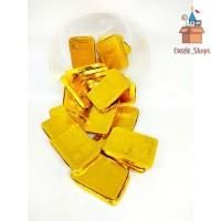 Coklat Card / Emas Batangan