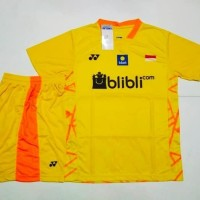 SETELAN BADMINTON / BULUTANGKIS Yonex Y.138 (Yellow)