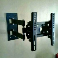 Bracket tv LCD LED utk14-32inch bracket lengan bisa tarik maju mundur