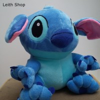 Boneka Lilo n Stitch Lillo Stich Crouch Medium